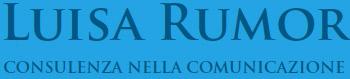 Luisa Rumor Consulenza nella comunicazione